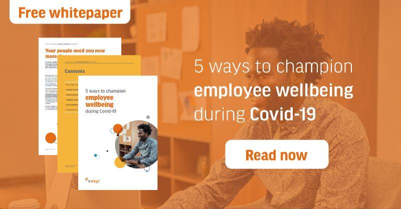 champion employee wellbeing whitepaper