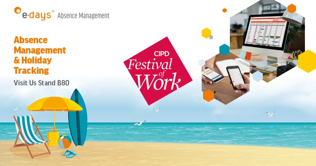 Festival of work e-days absence management