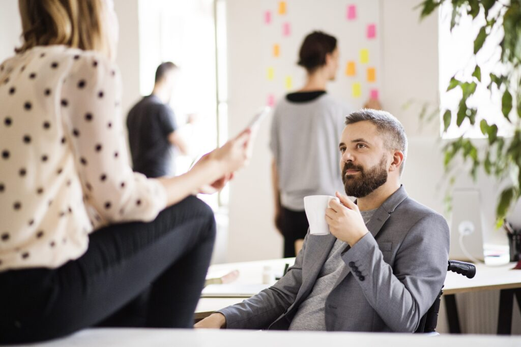 Individual employee relationships