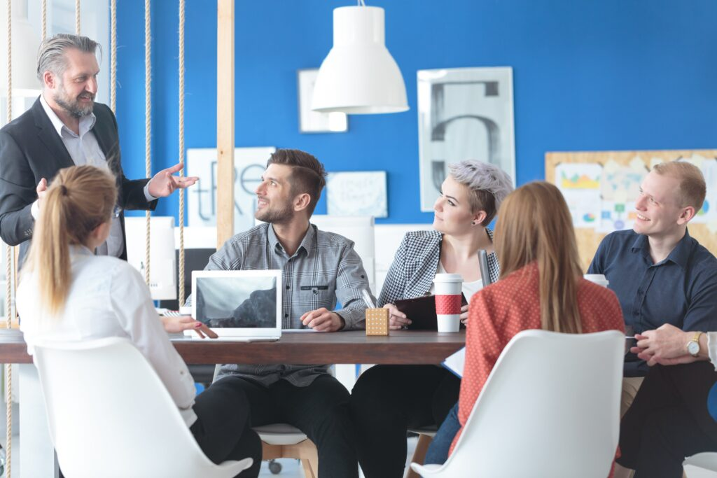 Group employee relations