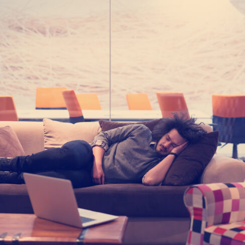 How Sleep Deprivation Can Impact Employee Productivity