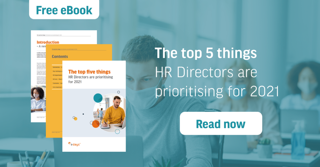 top five things hr directors are prioritising for 2021 image