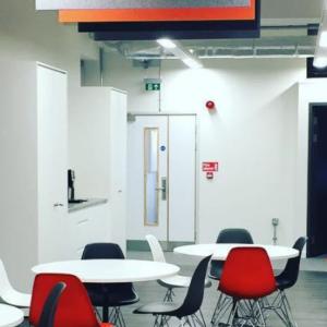 Office space at ENSEK