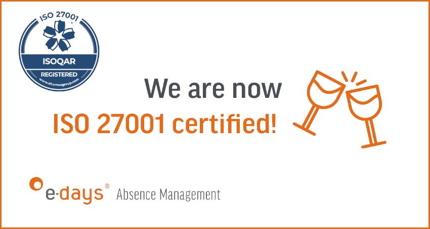 ISO 27001 e-days