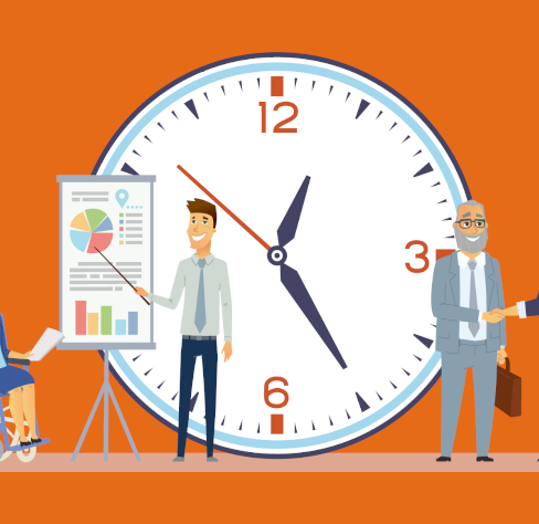 Time Submission: How to easily track employee hours with Edays