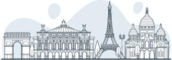 France outline