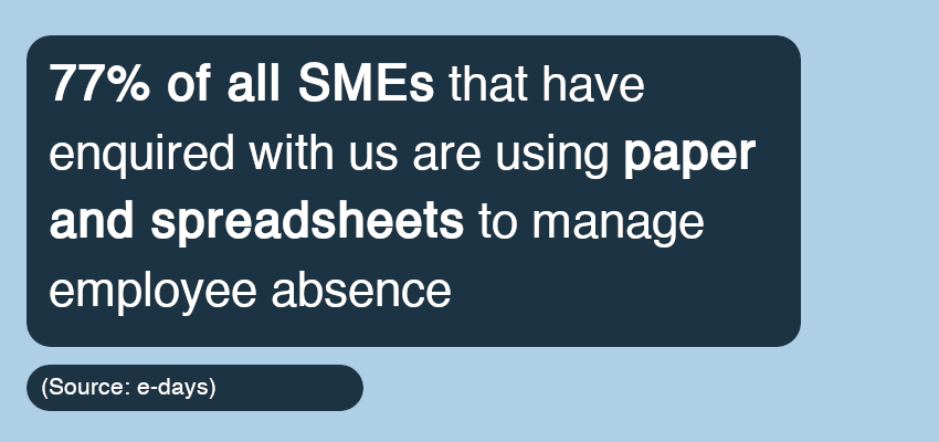 SME spreadsheet stat