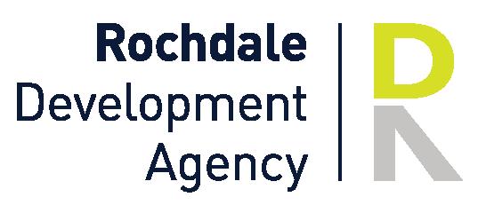 rochdale development agency log