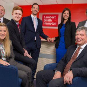 LSH team picture for customer testimonial