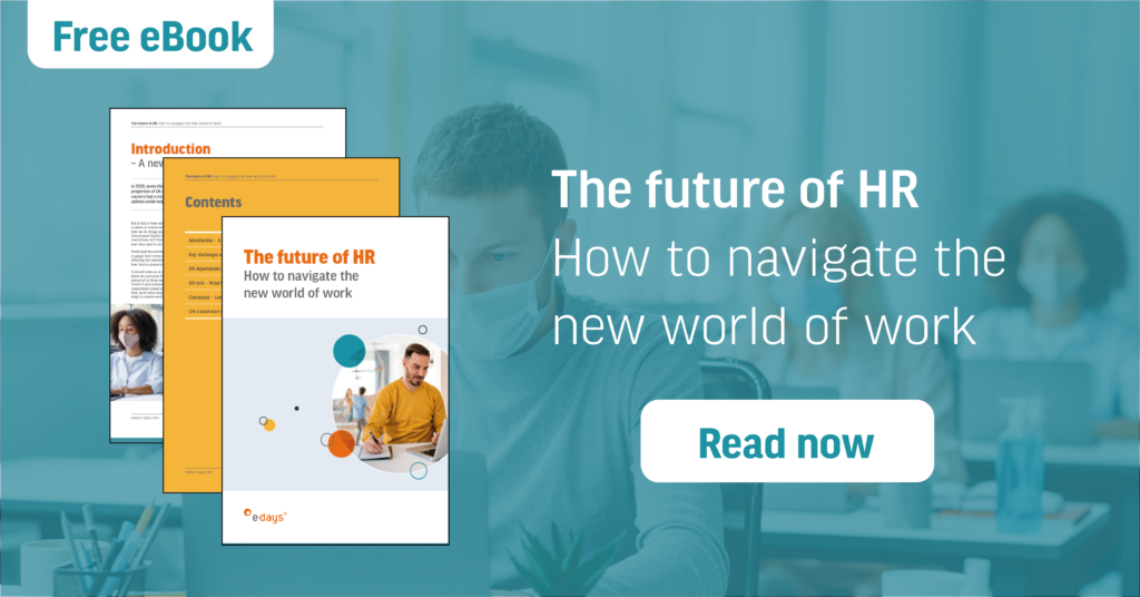 Future of HR ebook