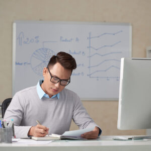 convince boss to move away from spreadsheets