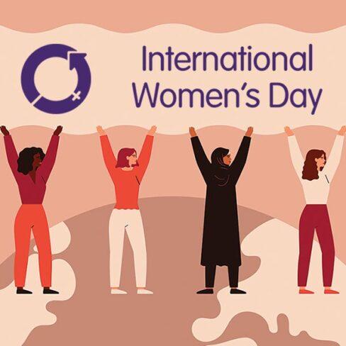 #ChooseToChallenge this year for International Women's Day